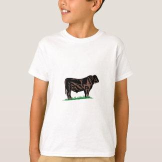 Black Angus Steer T-Shirt