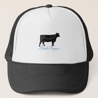 Black Angus Trucker Hat