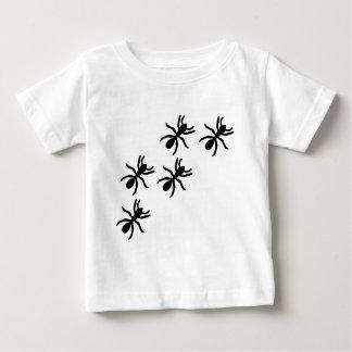 black ant trail baby T-Shirt