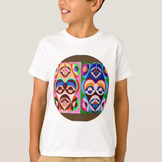 BLACK art in COLOR .. Freedom of expression T-Shirt