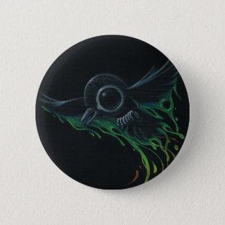 Black as pitch button