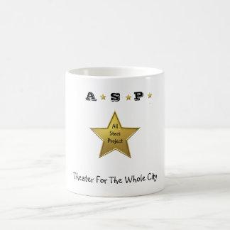 Black ASP C Mug