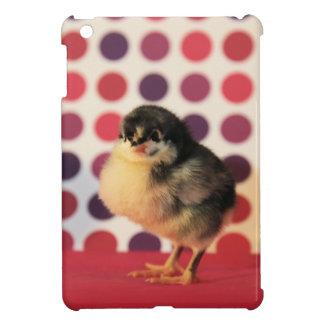 Black Astralorp Chick iPad Mini Covers