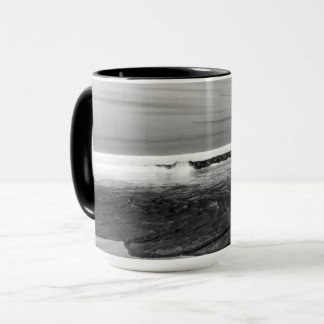 Black Atlantic 001 Combo Mug by Artist C.L. Brown
