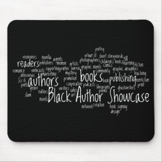 Black Author Showcase Mousepad