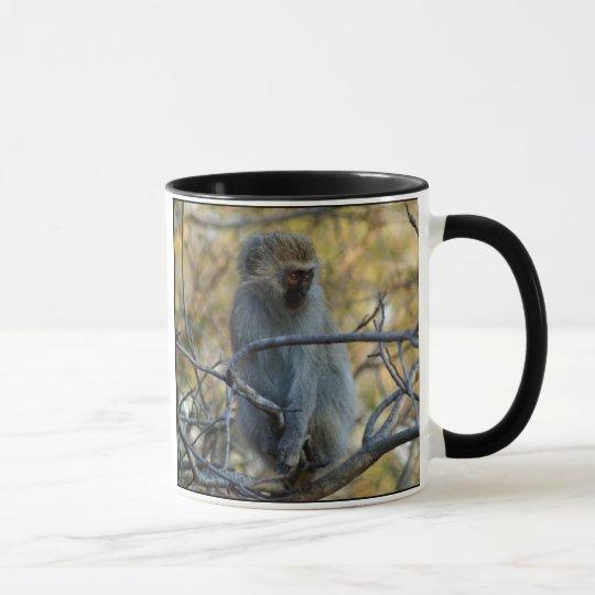 Black Baboon Mug