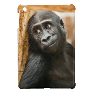 Black Baby Monkey Cover For The iPad Mini