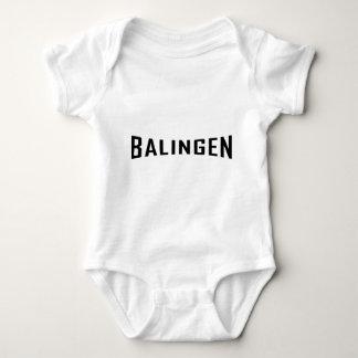 black Balingen icon Baby Bodysuit