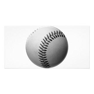 Black Ball 2010 Customized Photo Card
