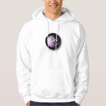 Black ball hoodie