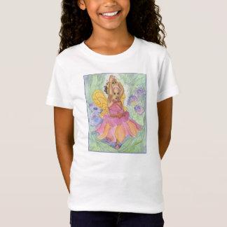 Black Ballerina Thumbelina girl's t-shirt
