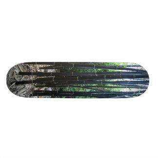 black bamboo - Customized Skateboard