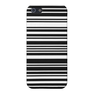 Black Barcode iPhone Case iPhone 5 Cover