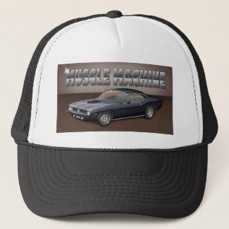 Black Barracuda.jpg Trucker Hat