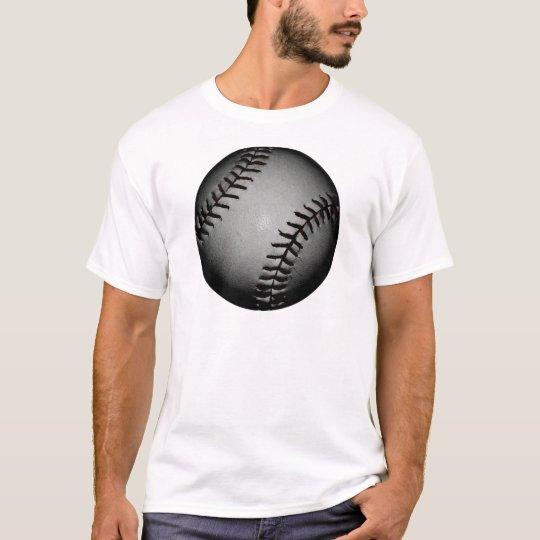 Black baseball T-Shirt