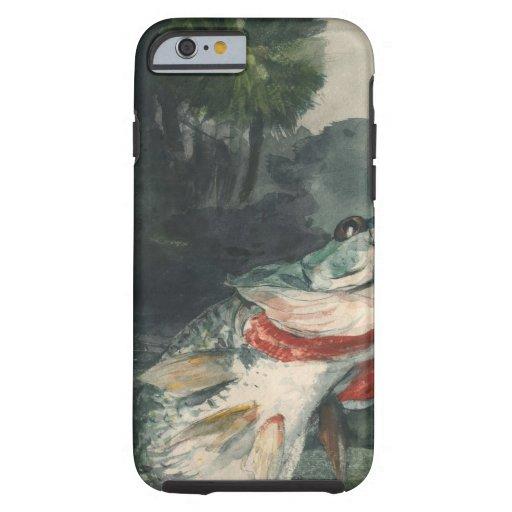 Black Bass iPhone 6 Case