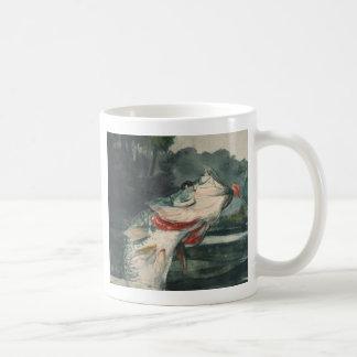Black Bass Winslow Homer Coffee Mug