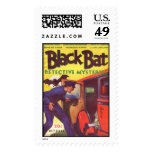 Black Bat Detective Mysteries US 1st Class Postage