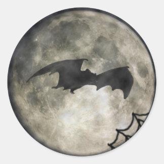 Black Bat Sticker
