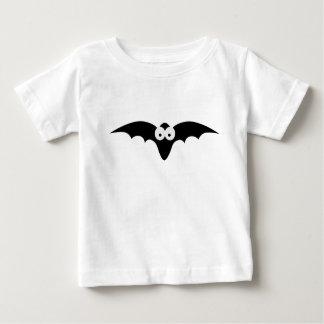 black bat with big eyes baby T-Shirt