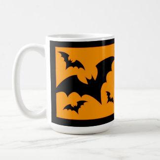 Black Bats Coffee Mug