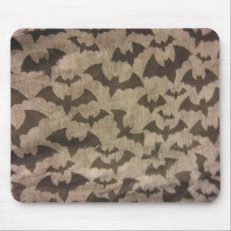 Black Bats Mouse Pad