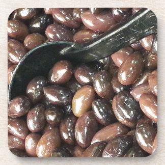 Black Beans Coaster