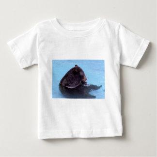 black bear baby T-Shirt