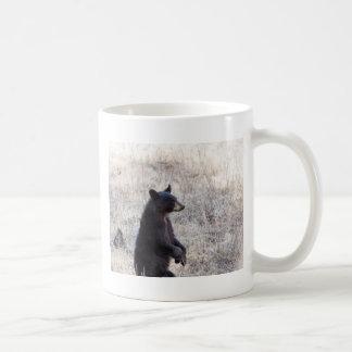 Black Bear Cub Coffee Mug