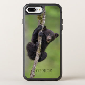 Black bear cub playing, Tennessee OtterBox Symmetry iPhone 8 Plus/7 Plus Case