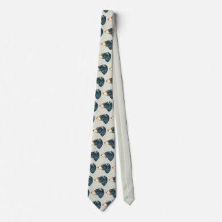 Black Bear Head Tie
