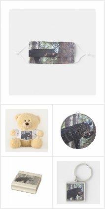 Black Bear Items
