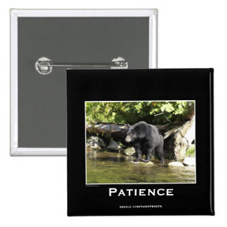Black Bear Motivational Buttons
