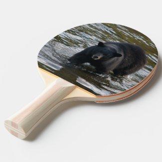 Black bear paddle
