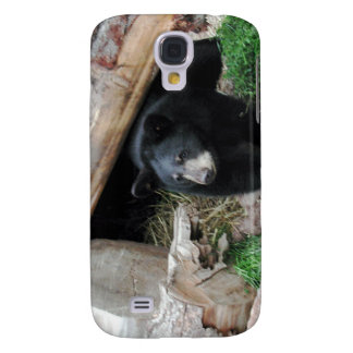 Black Bear Samsung S4 Case