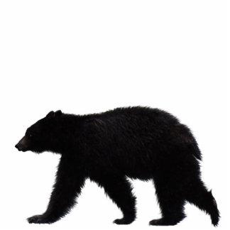 BLACK BEAR sculpted Wildlife Art Gift Acrylic Cut Outs