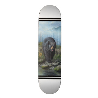 Black Bear Skateboard Deck