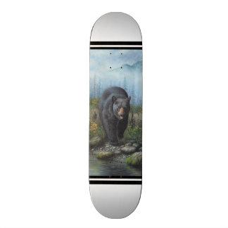 Black Bear Skateboard Deck