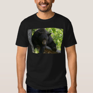 black bear tee shirt