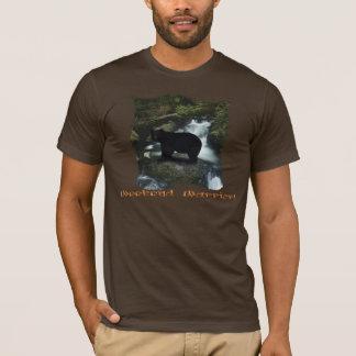 Black Bear Weekend Warrior T-Shirt