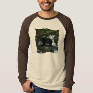Black Bear Wildlife Shirt