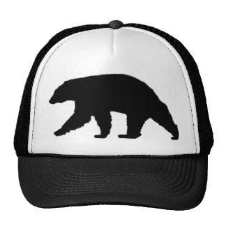 Black Bear Wildlife Supporter Trucker Cap Hats