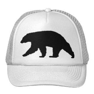 Black Bear Wildlife Supporter Trucker Cap Hat