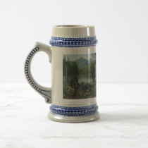 Black Bears Beer Stein