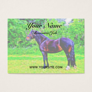 Black Beauty Business Card