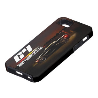Black Beauty Case for iPhone 5