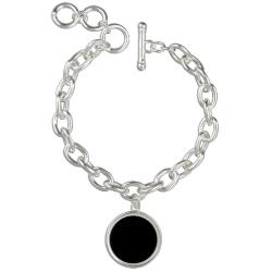 Black Beauty Charm Bracelets