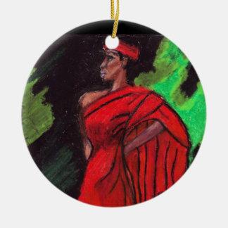 BLACK BEAUTY ornament