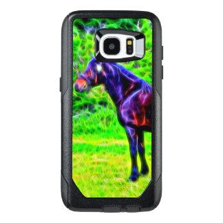 Black Beauty OtterBox Samsung Galaxy S7 Edge Case