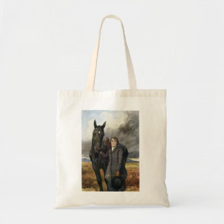 Black Beauty Tote Bag Anna Sewell book